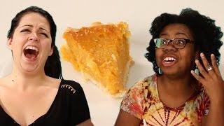 People Try Patti Labelle's Famous Sweet Potato Pie