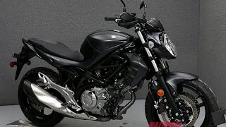 6. 2013 SUZUKI SFV650 GLADIUS 650  - National Powersports Distributors