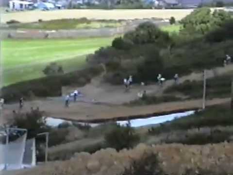 NEMBA 1992 Guisborough. Retro Vintage MTB Mountain Bike race