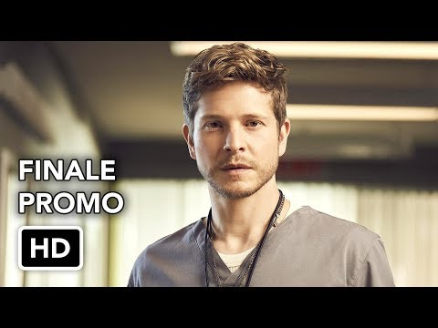 """The Resident 1x14 Promo """"Total Eclipse of the Heart"""" (HD) Season Finale"""