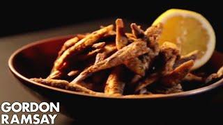 Chilli and Spice Whitebait | Gordon Ramsay by Gordon Ramsay