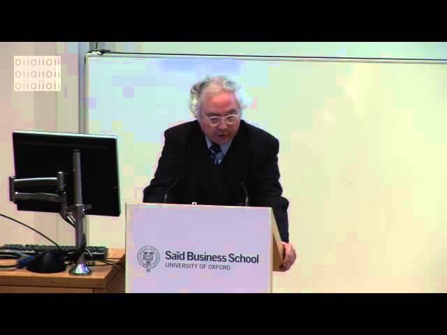 A Decade in Internet Time: Manuel Castells