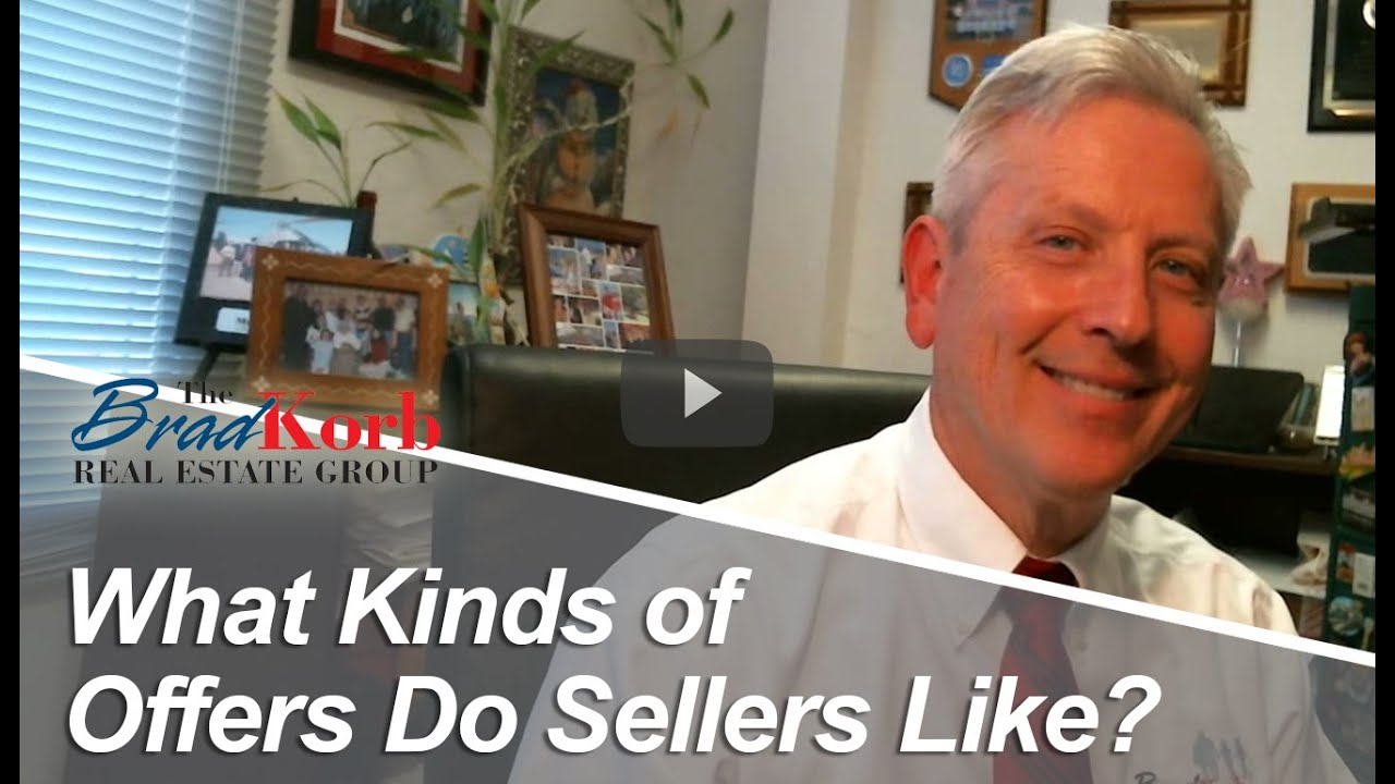 What Do Sellers Want to See in an Offer?