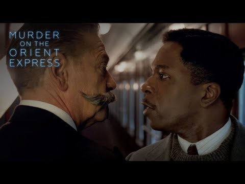 "Asesinato en el Orient Express - ""A Crime With A Killer Twist"" TV Commercial?>"