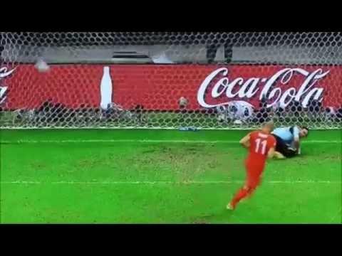 WK Nederland Costa Rica met jack van Gelder