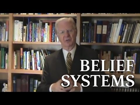 Bob Proctor talks about our Belief Systems