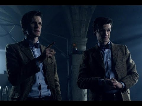 Two Doctors Are Better Than One - The Almost People - Doctor Who - BBC