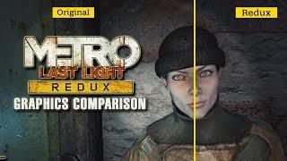 Nonton Metro: Last Light Redux - Graphics Comparison Film Subtitle Indonesia Streaming Movie Download
