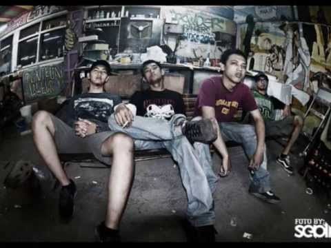 OUTRIGHT - Never Give Up ( Bandung Hardcore )