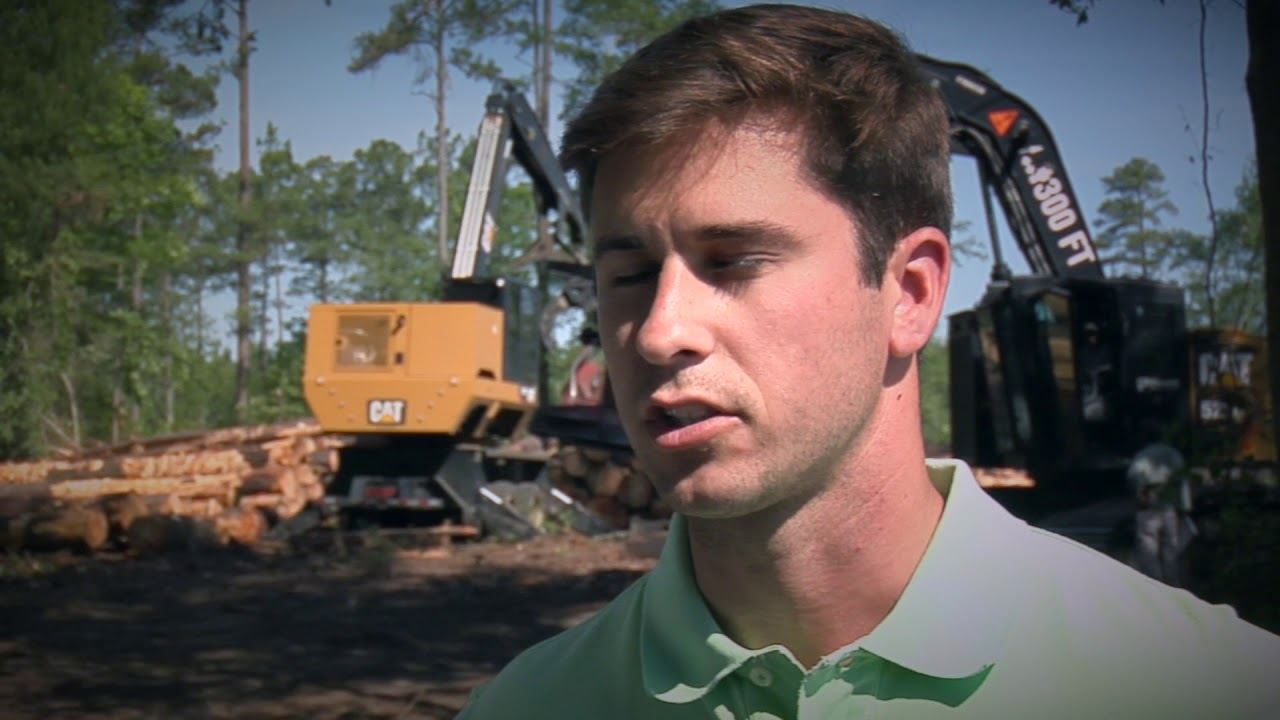 Forestry logging customer testimonial