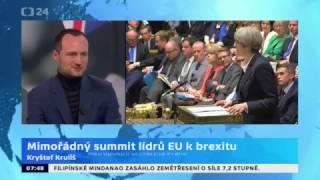 Mimořádný summit lídrů EU k brexitu