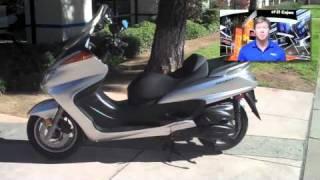 5. 2007 Yamaha Majesty 400