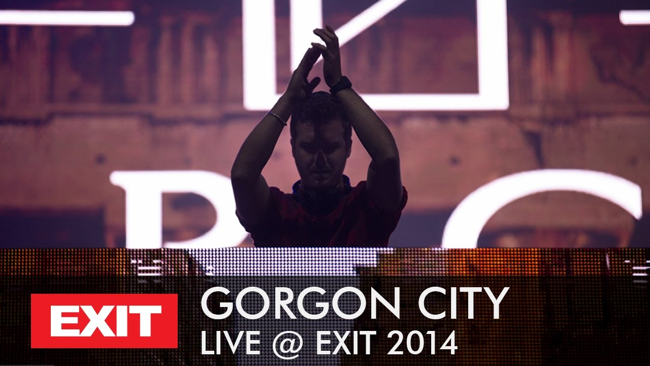 Gorgon City - Live @ Exit Festival 2014