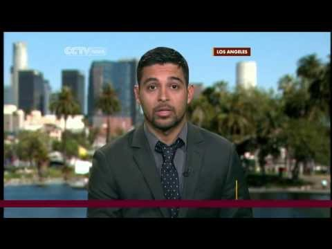 Wilmer Valderrama - THE HEAT interview on CCTV News