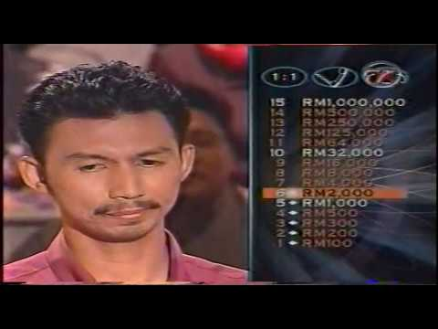 ~Who Wants To Be A Millionaire NTV7 (2001)~ (видео)
