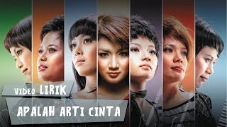 Video She - Apalah Arti Cinta (Lirik) MP3, 3GP, MP4, WEBM, AVI, FLV Januari 2018