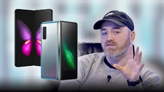 Samsung Galaxy Fold - NEW Hands On Footage
