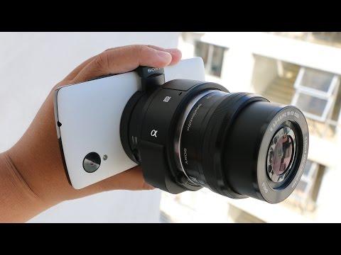 Sony Lens-style QX1