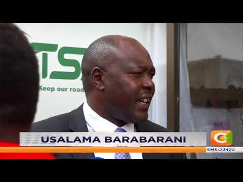 NTSA yatangaza mikakati zaidi kwa madereva (видео)