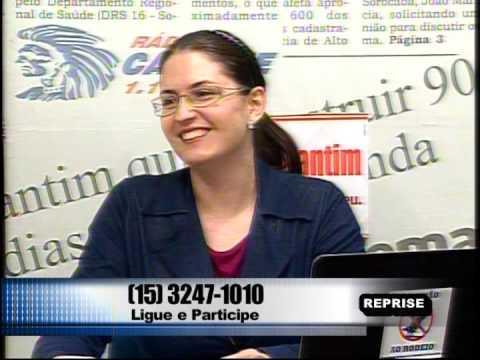 Debate dos Fatos na TV Votorantim 29 11 13
