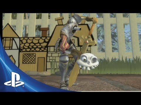 PlayStation® All-Stars Battle Royale - Sir Daniel