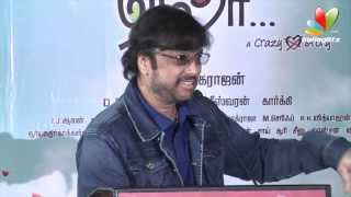 My son is more romantic than me - Karthick | - - 18-01-2014 - Tamil cine news