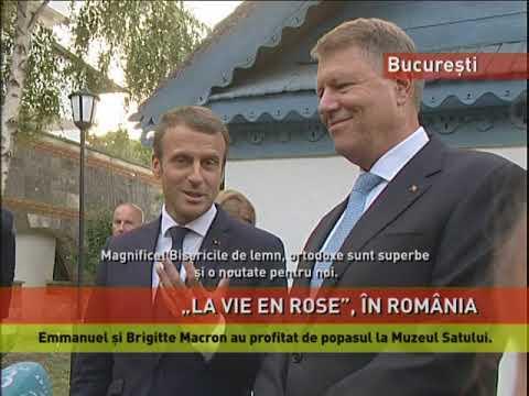 La vie en rose, în România