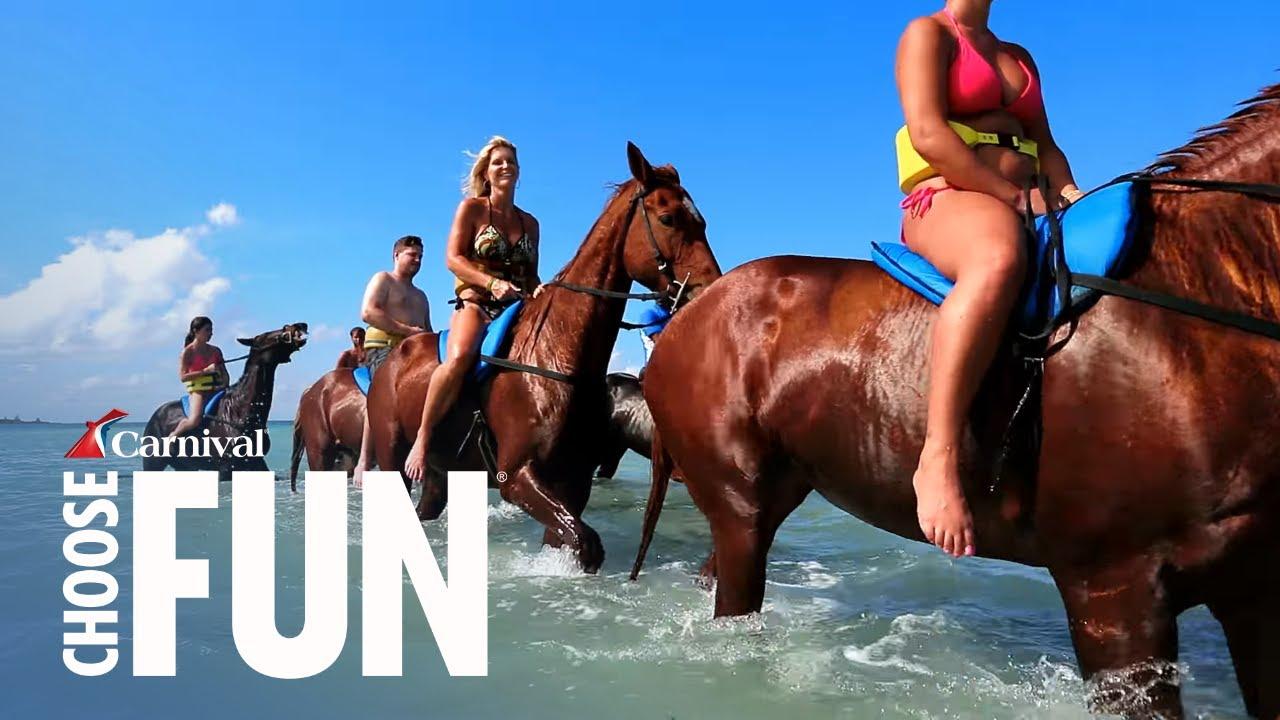 Horseback Ride & Swim with Dunn's River Falls