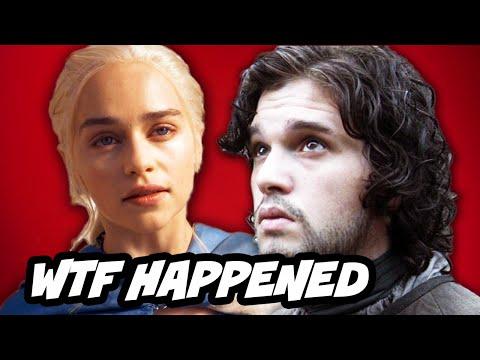 Game Of Thrones Season 5 Prep – WTF Happened So Far