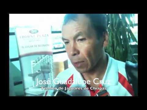 Palabras de José Guadalupe Cruz