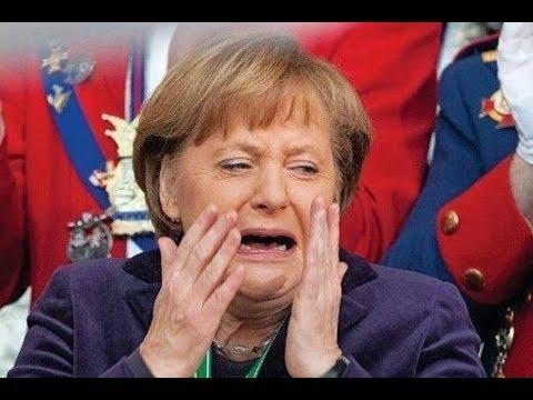 ШОКируешие НОВОСТИ!!! Меркель призывает ЕВРОПУ не общаться и не слушать США!!!