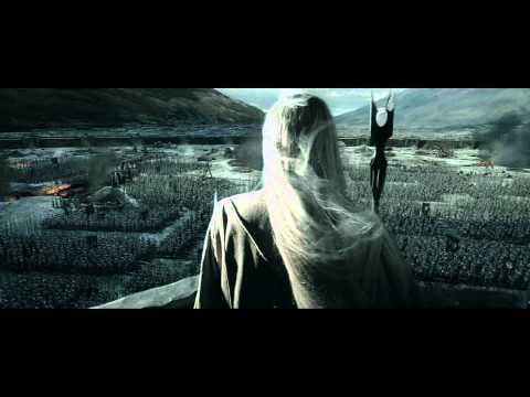 LOTR - The Two Towers - Saruman's Speech (HD)