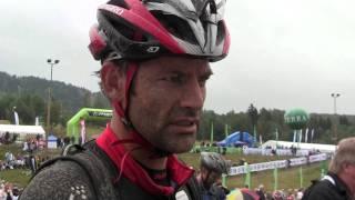 Ritt 2011: Kjempefornøyd Almaas