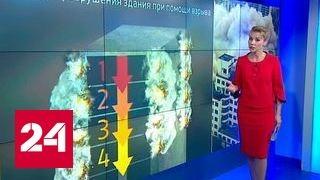 """""""Погода 24"""": снос домов в Китае"""