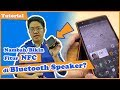 How To Add Nfc Feature On Regular Bluetooth Speaker