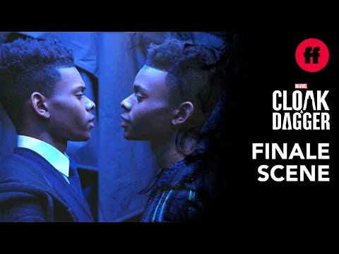 Marvel's Cloak & Dagger Season 2 Finale | Tandy & Tyrone Face Their Worst Fears | Freeform