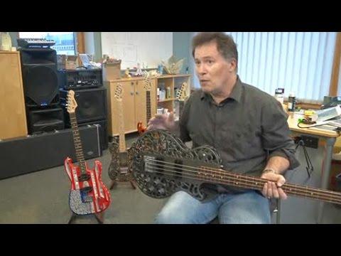 3D打印樂器夾Band