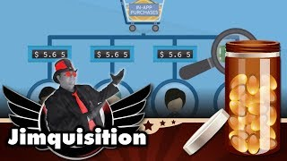 Video Turning Players Into Payers (The Jimquisition) MP3, 3GP, MP4, WEBM, AVI, FLV Oktober 2017