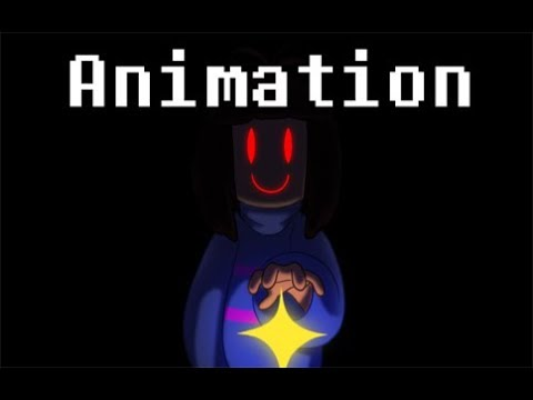 Undertale Animation - Frisk Vs Sans