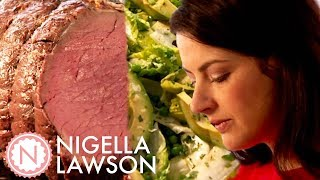 Video Nigella Lawson's Cold Sunday Roast with a Yorkshire Pudding Dessert   Nigella Bites MP3, 3GP, MP4, WEBM, AVI, FLV Agustus 2019