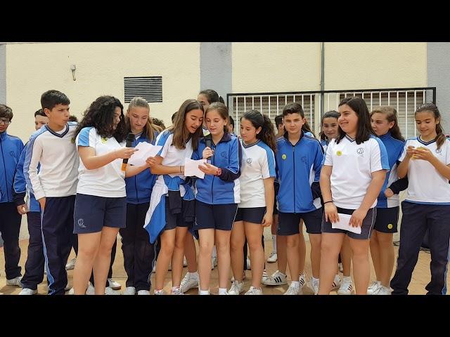 Encuentro Joven Vicenciano 2018 Colegio La Marina en Santa fe