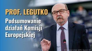 Debata nt. podsumowania działań Komisji Europejskiej