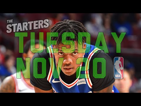 Video: NBA Daily Show: Nov. 20 - The Starters