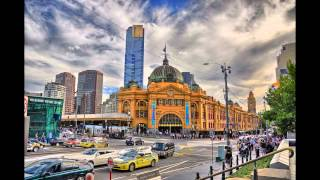 Feb 6 2013 - Flinders Street Station HDR Timelapse