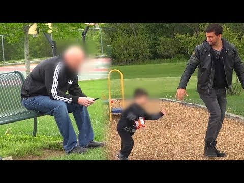 CHILD ABDUCTION IN FRONT OF PARENTS (Social Experiment)