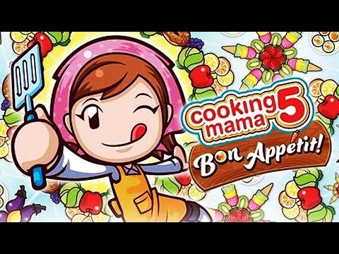 Let's Test # 102 ★ COOKING MAMA: BON APPÉTIT!