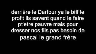 Sexion d'assaut feat sniper blood diamondz lyrics