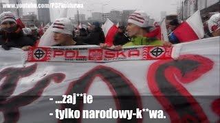 Marsz Niepodległości – KOD – Wolnościowcy – Spacer niepodległy.