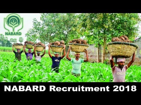 NABARD Recruitment 2018   All Over India    Jobs in June   Apply Now