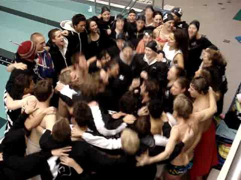 2010 Bowdoin Swim Team Cheer